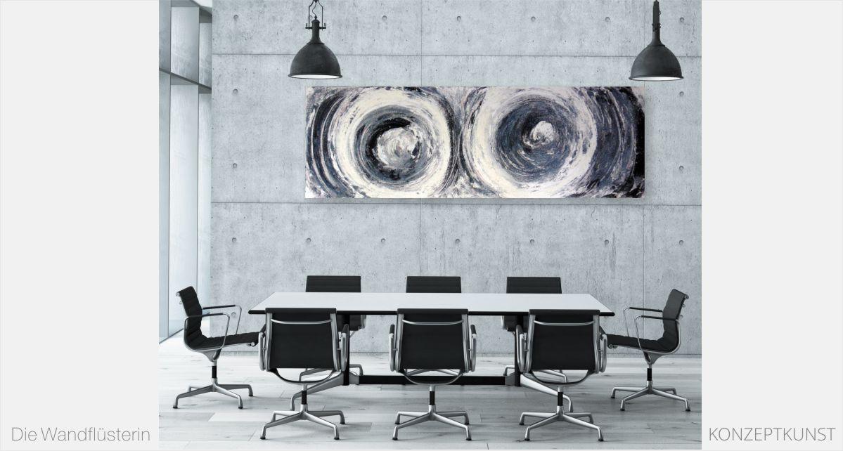 Methode und Intention - Konzeptkunst | Die Wandflüsterin