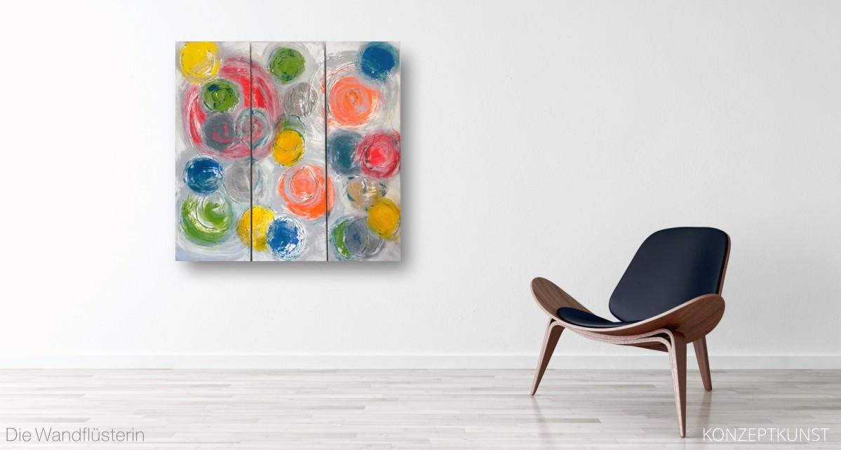 Konzeptkunst | Malerei | Silke Thies-Studt
